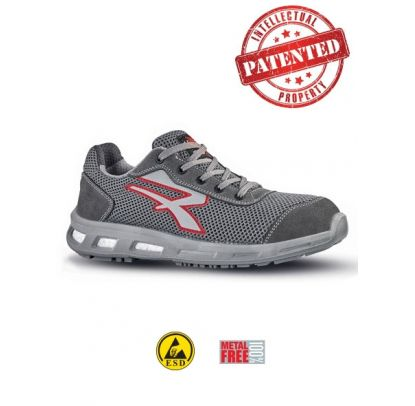 Scarpa Antinfortunistica FREQUENCY - RED LION - S1P SRC ESD